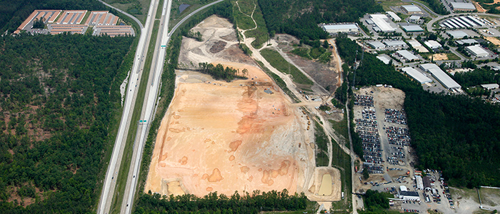 River City Sportsplex Liesfeld Contractor Inc